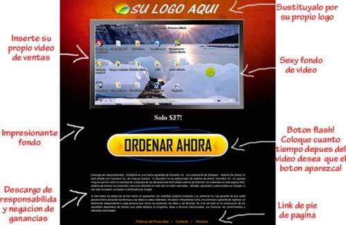 Pay for Plantilla Video Carta DE Ventas