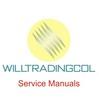 Thumbnail RISO CR Series Service and parts manual