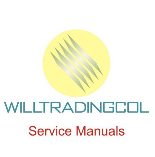 Pay for Ricoh Aficio MPC1500 615C Full Service Manual