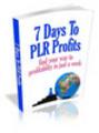 Thumbnail 7daysPLR - PLR Profits Guild