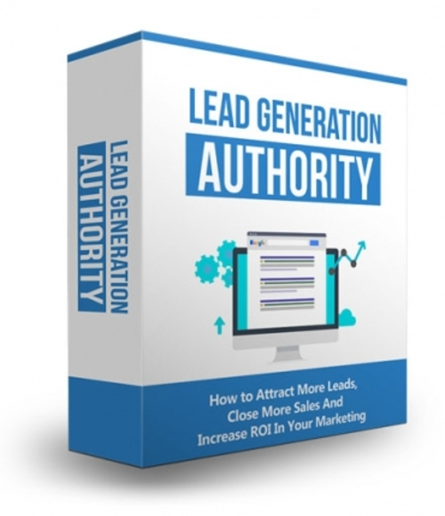 Pay for Lead Generation Authority (MRR)