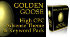 Thumbnail Golden Goose - High CPC Adsense Theme and Keyword Pack