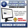 Thumbnail Facebook Drunken Interview - Viral Facebook APP Script