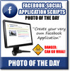 Thumbnail Facebook Photo Of The Day - Viral Facebook Turnkey APP