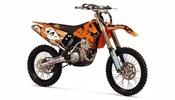 Thumbnail KTM 250 SX-F, XC-F, EXC-F, XCF-W, SXS-F, EXC-F SIX DAYS Repair Manual 2005, 2006, 2007, 2008, 2009, 2010