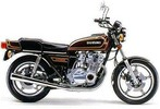 Thumbnail 1976 Suzuki GS750 WORKSHOP SERVICE MANUAL