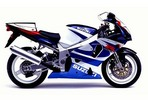 Thumbnail 2000, 2001, 2002 Suzuki GSXR750 WORKSHOP SERVICE MANUAL