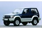 Thumbnail 1991-1999 Mitsubishi Pajero Workshop Service Manual