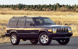 Thumbnail 1997, 1999-2001 Jeep Cherokee XJ Workshop Service Manual