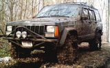 Thumbnail 1988-1989 1993-1995 Jeep Cherokee XJ Workshop Service Manual