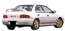 Thumbnail 1993-1996 Subaru Impreza WRX Workshop Service Manual