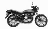 Thumbnail 1984 Kawasaki Kz750 Four-a2-l4-e1-h1 Kz750-a1 Motorcycle Workshop Service Manual