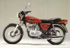 Thumbnail 1974 Kawasaki KZ400 Workshop Service Manual