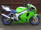 Thumbnail 1996-1999 Kawasaki ZX7R(R) Ninja (ZX750-N1-N2 ZX750-P1-P2-P3-P4) Motorcycle Workshop Service Manual