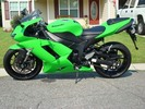 Thumbnail 2007 Kawasaki ZX-6R Ninja ZX600P7F Motorcycle Workshop Service Manual