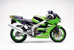 Thumbnail 1998 1999 Kawasaki ZX-6R Ninja ZX600-G1 ZX600-H1 Motorcycle Workshop Service Manual