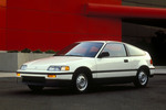 Thumbnail 1991 Honda CRX Workshop Service Manual