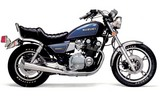 Thumbnail 1980-1983 Suzuki GS850G (GS850GT GS850GLT GS850GX GS850GLX GS850GZ GS850GLZ GS850GD GS850GLD) Motorcycle Workshop Service Manual