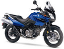 Thumbnail 2004 Suzuki DL650 (K4) Motorcycle Workshop Service Manual in Spanish