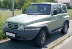 Thumbnail 1997-2000 SsangYong Korando Workshop Service Manual