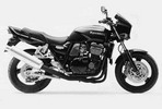 Thumbnail 1997 Kawasaki ZRX1100 (ZR1100-C1 ZR1100-D1) Motorcycle Workshop Service Manual in German