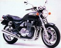 Thumbnail 1991 Kawasaki ZR1100-A1 (Zephyr 1100) Motorcycle Workshop Service Manual in German