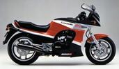 Thumbnail 1984 Kawasaki GPZ 900R (ZX900A1) Motorcycle Service Manual