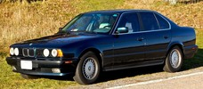 Thumbnail 1988-1995 BMW 5 Series E34 525i 535i Electrical Troubleshooting Manual