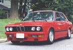 Thumbnail BMW 5 Series E28 Workshop Service Manual in German