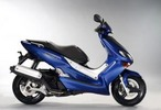 Thumbnail Yamaha XQ125, XQ150 Maxter Scooter Workshop Service Manual 2000-2003 (Searchable, Printable, Bookmarked, iPad-ready PDF)
