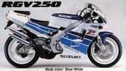 Thumbnail 1989-1996 Suzuki Gamma RGV250 (RGV250K-L-M-N-P-R-T) Motorcycle Workshop Repair Service Manual BEST DOWNLOAD