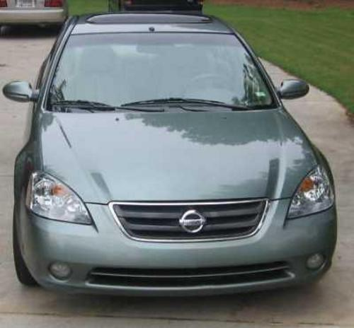 Pay for 2003 Nissan Altima Workshop Service Manual