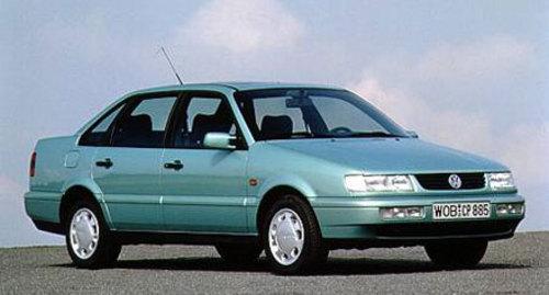 1995-1997 Volkswagen Passat Workshop Service Manual - Download Manu...