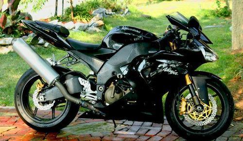 2004 kawasaki zx-10r ninja zx1000-c1 motorcycle workshop service ma