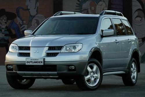 2003 2004 mitsubishi outlander workshop service manual download m rh tradebit com 2008 Mitsubishi Outlander 2004 Mitsubishi Outlander MPG