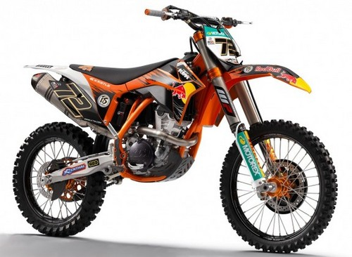 Pay for 2011 KTM 350 SX-F Motorcycle Workshop Service Manual
