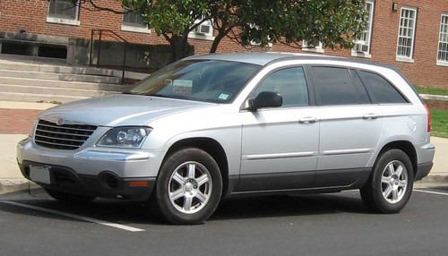 Pay for 2004 Chrysler Pacifica CS Workshop Service Manual