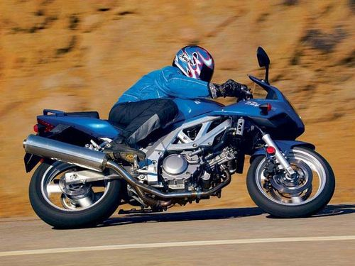 Pay for 2003 Suzuki SV650S-K3-K4-K5-K6 Workshop Service Manual in Spanish