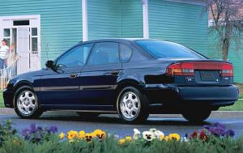 Pay for 1995-2003 Subaru Legacy Workshop Service Manuals