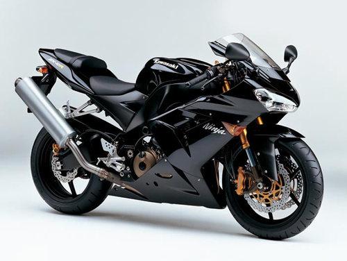 2006-2007 Kawasaki ZZR 1400, ZZR1400 ABS, Ninja ZX-14 (ZX1400A6F, Z...