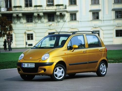 2003 Daewoo Matiz Workshop Repair Service Manual Best