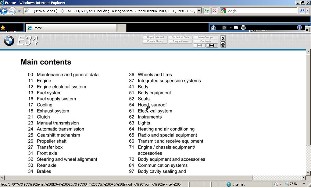 bmw k1200s workshop manual download