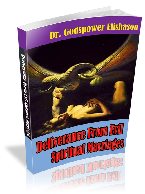 Pay for Deliverance From Evil Spiritual Marriages