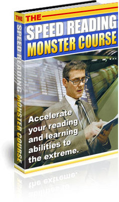 Pay for Speed Reading Monster Course