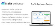 Thumbnail Traffic Exchange System Script