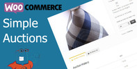 Thumbnail WooCommerce Simple Auctions v1.2.35 - Wordpress Auctions