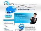 Thumbnail Auto Surf Traffic Exchange Script Blue