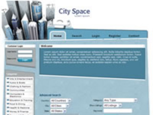 Pay for City Business Directory
