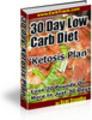 Thumbnail Low Carb Diets (Ketosis Plan)