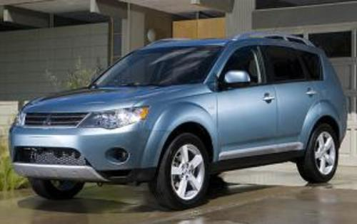 mitsubishi outlander 2007 manual pdf